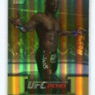RASHAD EVANS 2010 Topps UFC Greats of the Game INSERT #GTG-13
