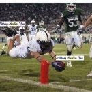 GRAHAM ZUG - Photo 1 - Penn State Nittany Lions WR 2007-10  -  8x10