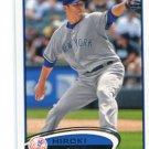 HIROKI KURODA 2012 Topps Series 2 II #572 New York NY Yankees