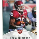 BERNARD PIERCE 2012 Leaf Young Stars #9 ROOKIE Temple Owls RAVENS RB