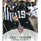 CASEY HAYWARD 2012 Leaf Young Stars #16 ROOKIE Vanderbilt GREEN BAY Packers