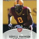 GERELL ROBINSON 2012 Leaf Young Stars #96 ROOKIE Arizona State BRONCOS WR