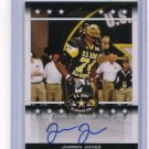 JARRON JONES 2012 Leaf Army All-American AUTO Notre Dame Irish OT