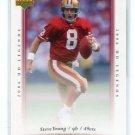 STEVE YOUNG 2006 Upper Deck UD Legends #9 BYU Cougars SF 49ers QB