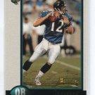 JONATHAN QUINN 1998 Bowman #209 ROOKIE Jacksonville Jaguars QB