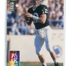 KERRY COLLINS 1995 Upper Deck UD Collector's Choice #5 ROOKIE Penn State CAROLINA Panthers QB