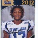SHAKIM ALONZO 2012 Big 33 PA High School Facsimile AUTO card CINCINNATI Bearcats