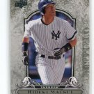 HIDEKI MATSUI 2008 Upper Deck UD Artifacts A Piece of History #65 New York NY Yankees