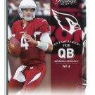 KEVIN KOLB 2012 Panini Prestige #3 Arizona Cardinals QB