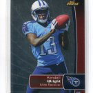 KENDALL WRIGHT 2012 Topps Finest #118 ROOKIE Titans BAYLOR