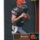 BRANDON WEEDEN 2012 Topps Finest #102 ROOKIE Oklahoms State Cowboys BROWNS QB