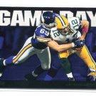 JARED ALLEN 2011 Topps Game Day INSERT Minnesota Vikings