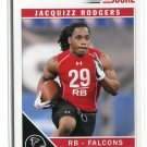 JACQUIZZ RODGERS 2011 Score #342 ROOKIE Falcons OREGON STATE Beavers