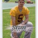 COLT BRENNAN 2008 Upper Deck UD Star Rookies #242 ROOKIE Redskins HAWAII Warriors QB