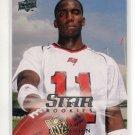 JOSH JOHNSON 2008 Upper Deck UD Star Rookies #258 ROOKIE Tampa Bay Buccaneers TB BUCS QB