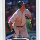 ERIC CHAVEZ 2012 Topps Update Series #US45 New York NY Yankees