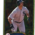ERIC CHAVEZ 2012 Topps Update Series GOLD SPARKLE #US45 New York NY Yankees