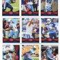 (9) TITANS 2012 Topps Base TEAM Lot: Locker, Cook, chris Johnson, Ayers, more