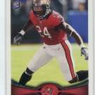 MARK BARRON 2012 Topps #47 ROOKIE Tampa Bay Bucs BUCCANEERS Alabama Tide