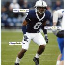 D'ANTON LYNN - Photo 3 - Penn State Nittany Lions NEW YORK NY Jets - CB  -  8x10