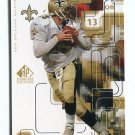 KERRY COLLINS 1999 SP Signature Edition #73 Penn State Nittany Lions SAINTS QB