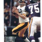 TERRY BRADSHAW 1997 Upper Deck Super Bowl Memories #190 Pittsburgh Steelers QB