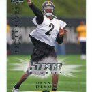 DENNIS DIXON 2008 Upper Deck UD Rookie Exclusives #RE99 ROOKIE Oregon Ducks STEELERS QB