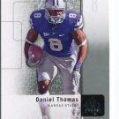 DANIEL THOMAS 2011 SP Authentic #80 ROOKIE Kansas State Wildcats DOLPHINS
