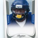 NOEL DEVINE 2011 Panini Playoff Prestige #271 ROOKIE West Virginia Mountaineers
