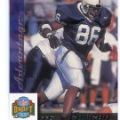 CUNCHO BROWN 1999 Collector's Edge CE Advantage #185 ROOKIE Penn State Nittany Lions SAINTS