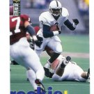 KIM HERRING 1997 Upper Deck UD Collector's Choice #BA10 ROOKIE Penn State RAVENS