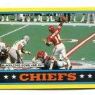 TODD BLACKLEDGE 1985 Topps TL #303 Rookie PENN STATE Kansas City KC CHIEFS QB