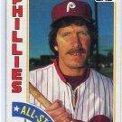 MIKE SCHMIDT 1984 Topps All-Star #388 Philadelphia Phillies