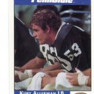 KURT ALLERMAN 1992 Front Row Second Mile PENN STATE Nittany Lions