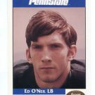 ED O'NEIL 1992 Front Row Second Mile PENN STATE Nittany Lions