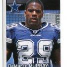 DeMARCO MURRAY 2012 Panini Sticker #235 Dallas Cowboys OKLAHOMA Sooners