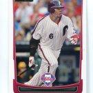 RYAN HOWARD 2012 Bowman #129 Philadelphia Phillies