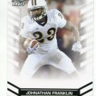 JOHNATHAN FRANKLIN 2013 Leaf Draft #29 ROOKIE UCLA Bruins PACKERS RB Quantity