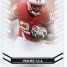 MONTEE BALL 2013 Leaf Draft #54 ROOKIE Wisconsin Badgers BRONCOS RB Quantity