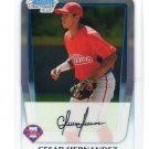 CESAR HERNANDEZ 2011 Bowman Chrome #BCP122 ROOKIE Philadelphia Phillies