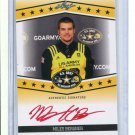 MILES BERGNER 2013 Leaf Army All-American TOUR AUTO 2-star KICKER #d/10