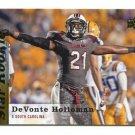 DeVONTE HOLLOMAN 2013 Upper Deck UD Star Rookie #56 South Carolina QUANTITY
