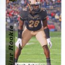 JOSH JOHNSON 2013 Upper Deck UD Star Rookie #145 Purdue Boilermakers QUANTITY