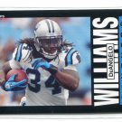 DeANGELO WILLIAMS 2013 Topps Heritage #74 Carolina Panthers MEMPHIS