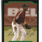 B.J. BJ UPTON 2004 Bowman Draft Picks #BDP159 Tampa Bay Devil Rays BRAVES