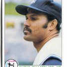 CHRIS CHAMBLISS 1979 Topps #335 New York NY Yankees