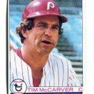 TIM McCARVER 1979 Topps #675 Philadelphia Phillies