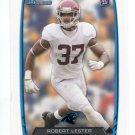 ROBERT LESTER 2013 Bowman #209 Carolina Panthers ALABAMA Crimson Tide