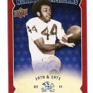 TOM GATEWOOD 2013 Upper Deck UD Collectible NCAA All-Americans #AA-TG INSERT Notre Dame Irish WR