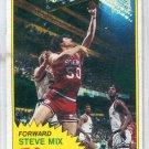 STEVE MIX 1981-82 Topps #92 Philadelphia 76ers